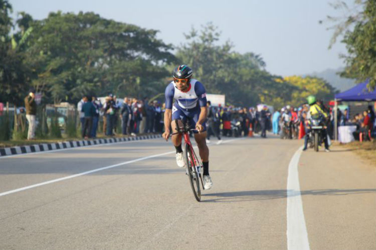 A Shopkeeper's Son, Meet Khelo India's First Cycling Gold Medalist