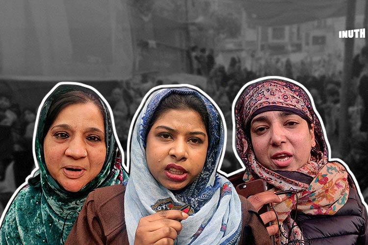The Other Shaheen Bagh: East Delhi's Women Start Indefinite Protest