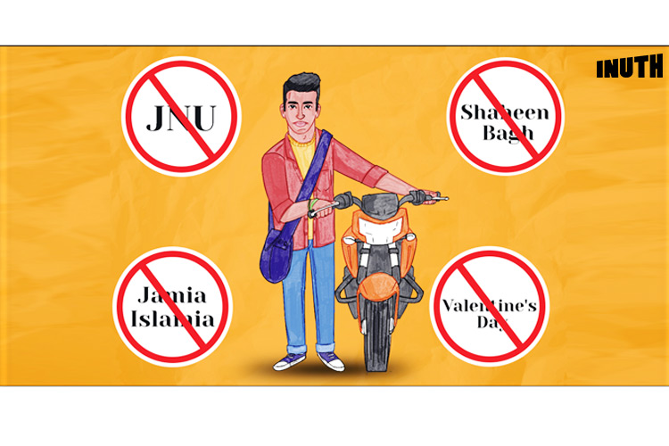 Hindu Sena Chief Tells Us How To Be An 'Adarsh Yuva'