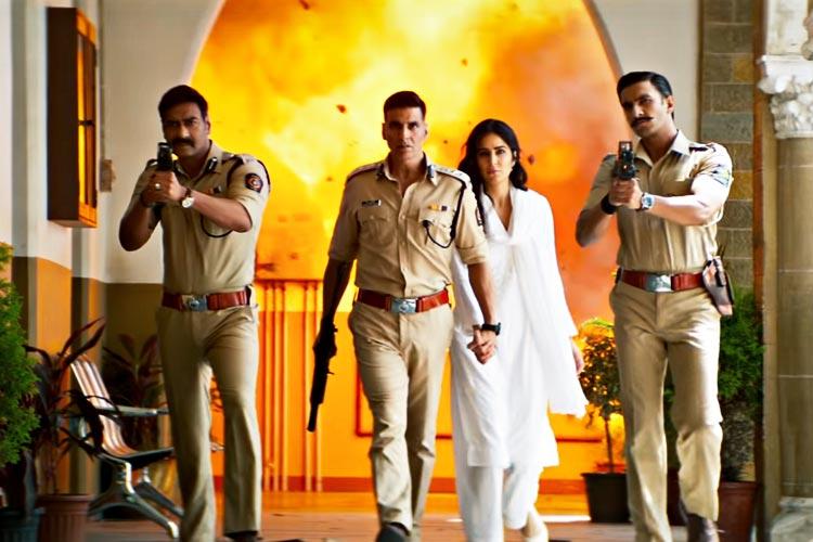 Sooryavanshi, Sooryavanshi trailer, Sooryavanshi movie, akshay kumar, Rohit Shetty, Simmba, Ranveer Singh, Ajay Devgn, Singham
