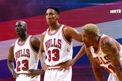 The Last Dance, The Last Dance series, The Last Dance Netflix, The Last Dance Michael Jordan, Chicago Bulls, Scottie Pippen, Denis Rodman