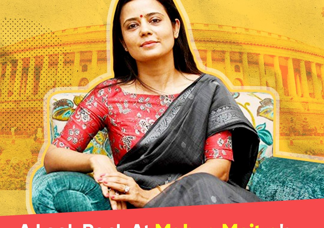 A Look Back At Mahua Moitra's Speeches That Won The Internet