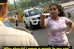 """Why should I wear a mask in my car"" FIR against Delhi couple"