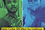 Night Curfew Will Affect Our Livelihood Say Delhi Street Vendors | Delhi NightCurfew