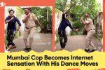 Mumbai Cop Becomes Internet Sensation With His DanceMoves
